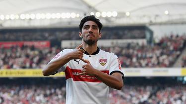 Wechselt Berkay Özcan vom VfB Stuttgart zu Besiktas Istanbul?