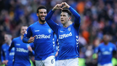 Die Rangers setzten sich im Old Firm gegen Celtic durch