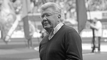 Wilfried Finke ist am Dienstagmorgen verstorben
