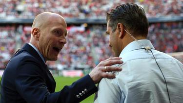 Matthias Sammer und Michael Zorc haben sich zur Situation des BVB geäußert