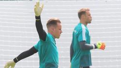 Ter Stegen will Neuer im DFB-Tor beerben
