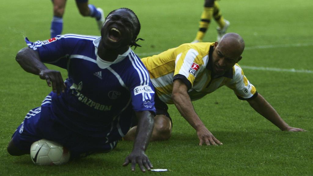 BVB verhinderte 2007 die Meisterschaft des FC Schalke 04