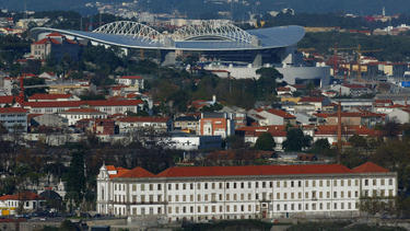 El Estádio do Dragão es uno de 10 estadios de la región de Oporto. (Foto: Getty)