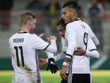 Die Siegesserie der deutschen U21 hat Bestand