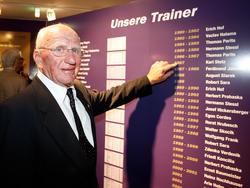 Karl Stotz gehört zu den großen Legenden von Austria und ÖFB