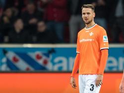Darmstadt stellt Alexander Milošević frei