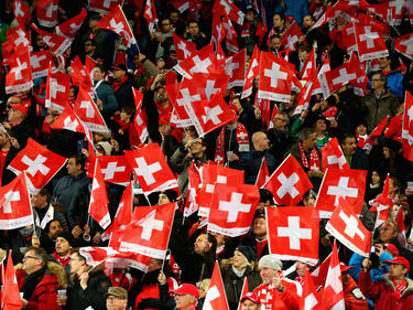 Suiza jugará su cuarto Mundial consecutivo. (Foto: Getty)