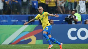 Everton steht mit Brasilien im Finale der Copa América