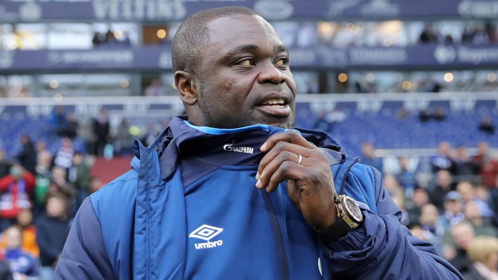 Gerald Asamoah bewertete die Situation beim FC Schalke