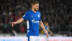 Simon Terodde könnte dem FC Schalke über die laufende Saison hinaus erhalten bleiben