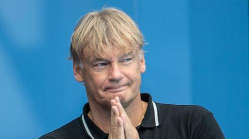 Kann sich über einen Nachrückerplatz freuen: Wasserball-Bundestrainer Hagen Stamm