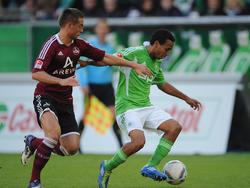 Wolfsburg mit drittem Heimsieg