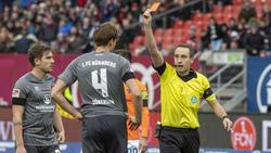 Asger Sörensen wir dem 1. FC Nürnberg am kommenden Wochenende fehlen