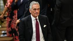 Gabriele Gravina will Italiens Fußballklubs unterstützen