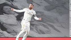 Sergio Ramos war erneut vom Punkt erfolgreich