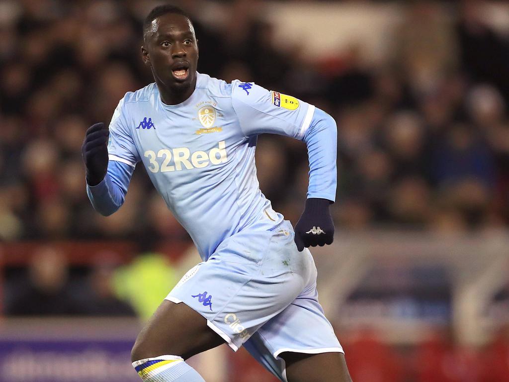 Jean-Kévin Augustin hat mit Leeds damals den Aufstieg in die Premier League geschafft