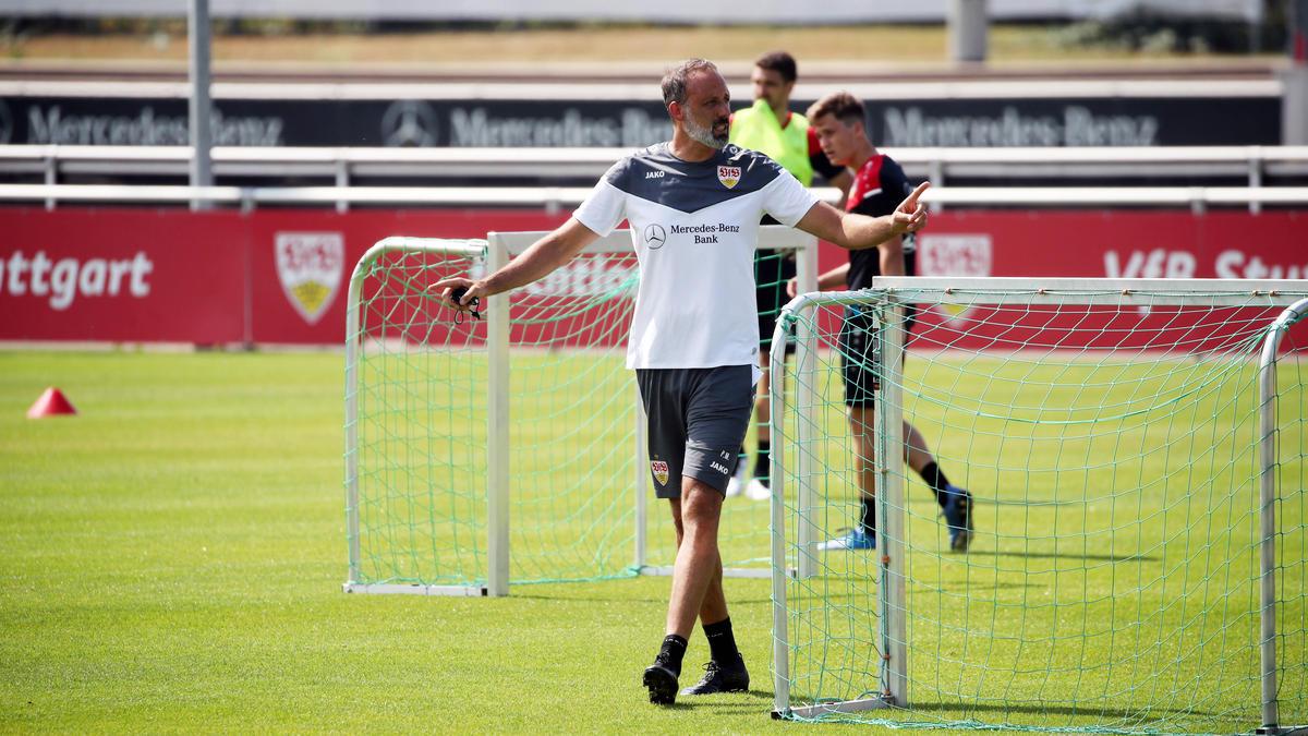 Pellegrino Matarazzo und der VfB Stuttgart testen nicht gegen Olympique Marseille