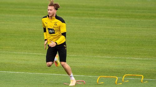 Marco Reus will zum BVB-Saisonstart spielfähig sein