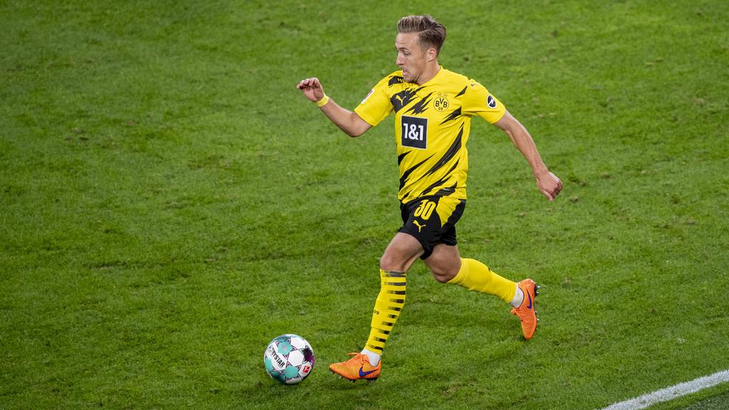 Felix Passlack zeigte gegen Gladbach eine gute Leistung