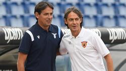 Simone Inzaghi ist seit 2016 Trainer von Lazio Rom
