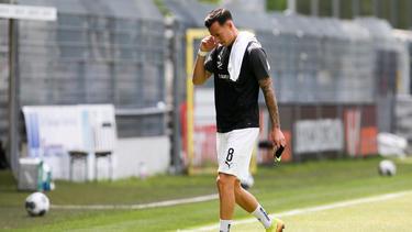 Mario Engels hat den SV Sandhausen verlassen