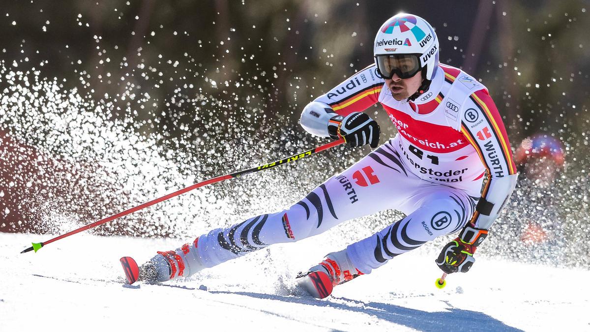 Soll in der alpinen Ski-Saison für deutsche Erfolgserlebnisse sorgen:Stefan Luitz