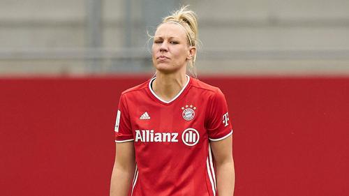 Kristin Demann fehlt dem FC Bayern mehrere Wochen