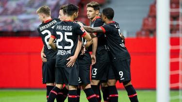 Bayer spielt am Donnerstag gegen Slavia Prag
