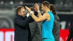 Erfolgsgaranten beim FC Bayern: Hansi Flick und Manuel Neuer