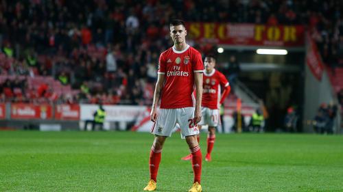 Für Julian Weigl könnte das Kapitel Benfica bald zu Ende sein