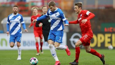 Holstein Kiel siegte verdient in Darmstadt