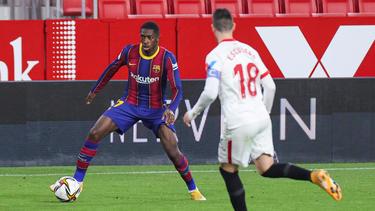 Der FC Barcelona unterlag dem FC Sevilla