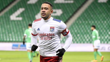Memphis Depay spielt seit vier Jahren für Olympique Lyon