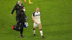 Sven Michel verletzte sich gegen den BVB