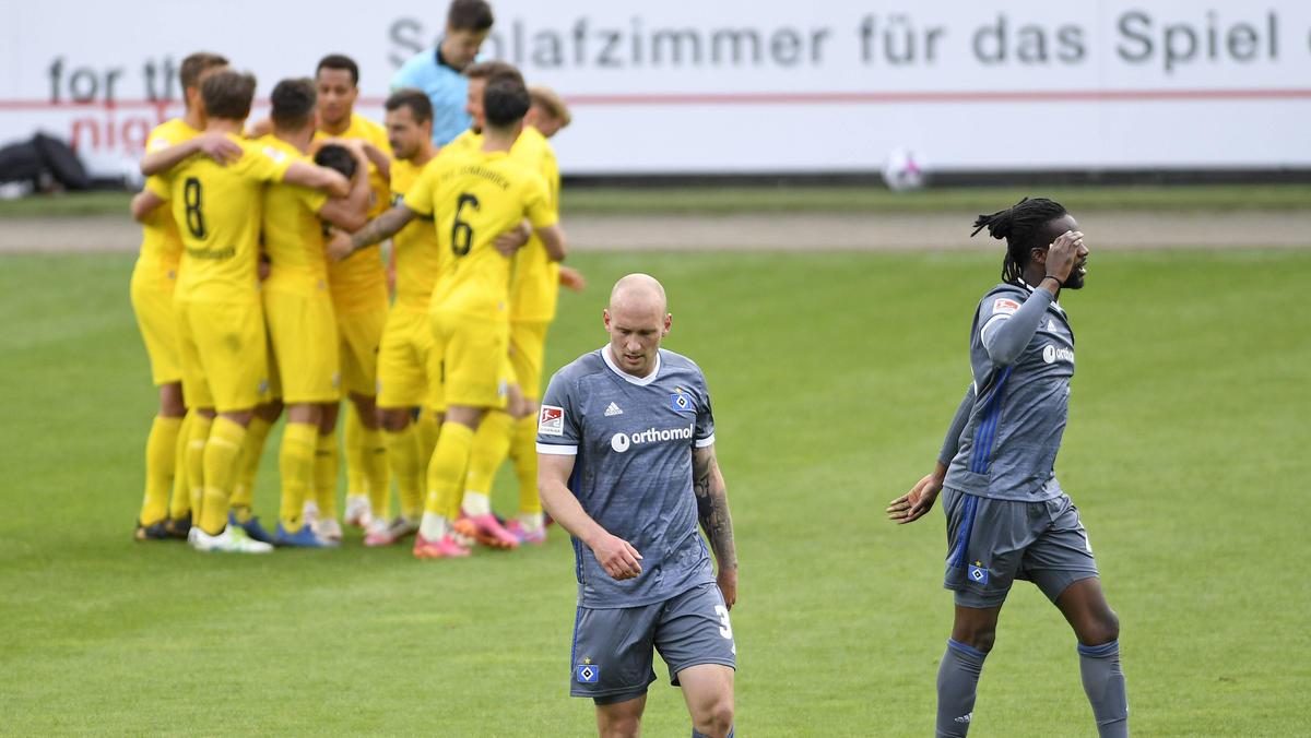 Der HSV muss ein weiteres Jahr in der 2. Bundesliga spielen