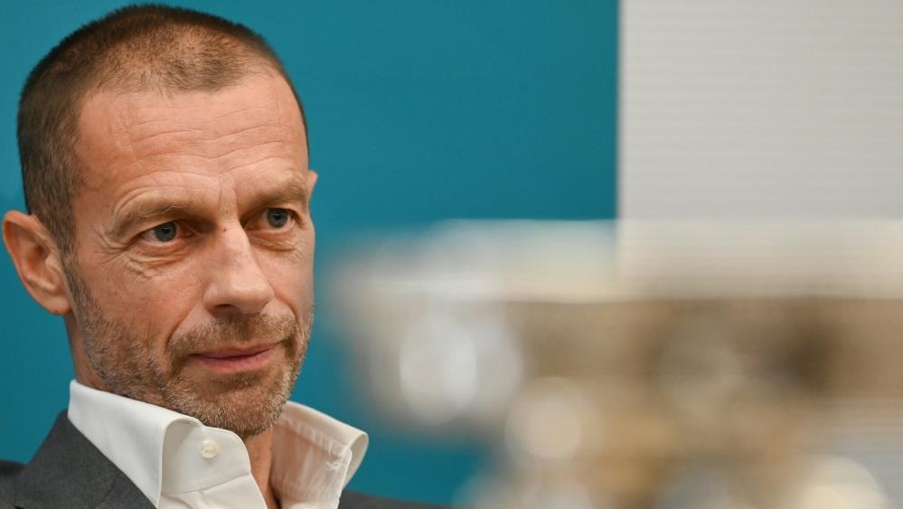 Aleksander Ceferin äußerte sich zum Drama um Eriksen