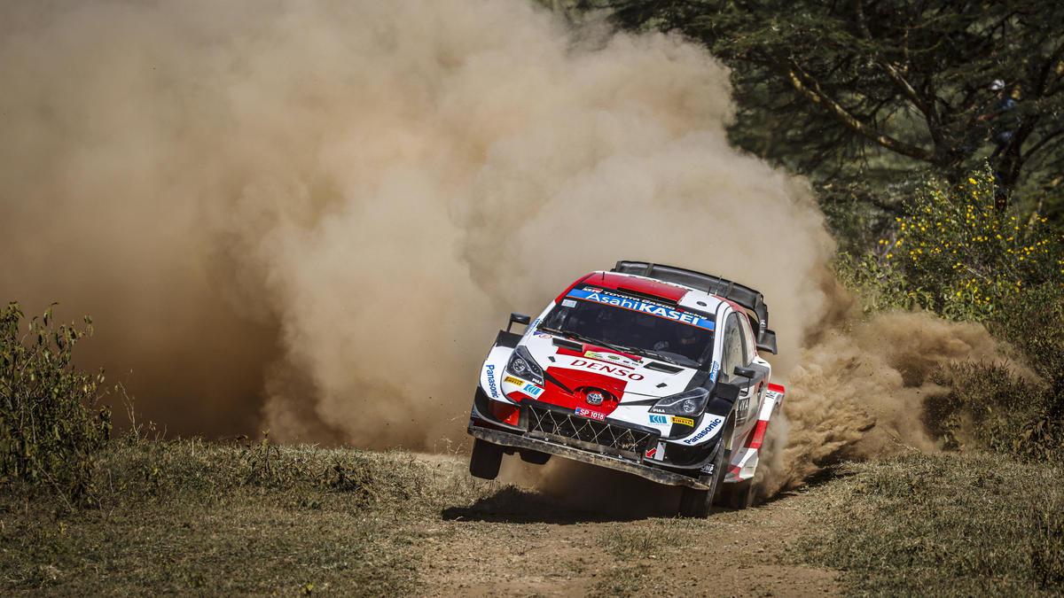 Sébastien Ogier kann sich in der Rallye-WM vorarbeiten