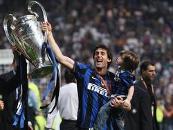 Diego Milito verlässt Inter nach einer erfolgreichen Zeit