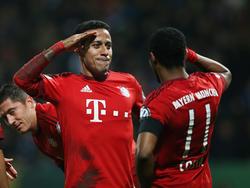 Thiago marcó el segundo gol del Bayern en Copa ante el Bochum. (Foto: Getty)