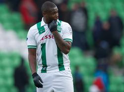 De spits moest het de laatste tijd doen met invalbeurten, maar mag tegen SC Cambuur weer een keer in de basis beginnen. (01-03-2014)