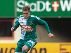 Brian Behrendt verlässt den SK Rapid Wien