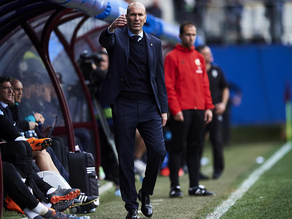 cefedb3e9 Champions League » acutalités » Pressure back on as Real and Zidane ...