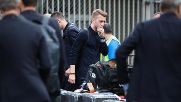 Marco Reus wird in den kommenden BVB-Testspielen nicht zum Einsatz kommen