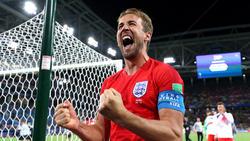 Harry Kane ist mit sechs Treffern Torschützenkönig der WM in Russland