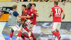Der HSV ist Tabellenführer der 2. Fußball-Bundesliga