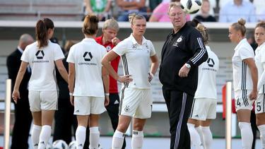Trainer Horst Hrubesch feierte einen Startrekord