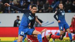 Bejamin Hübner spielt seit 2016 in Hoffenheim