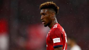 Hoffnungsträger beim FC Bayern: Kingsley Coman