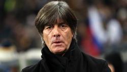Große Enttäuschung bei Joachim Löw nach dem Abstieg