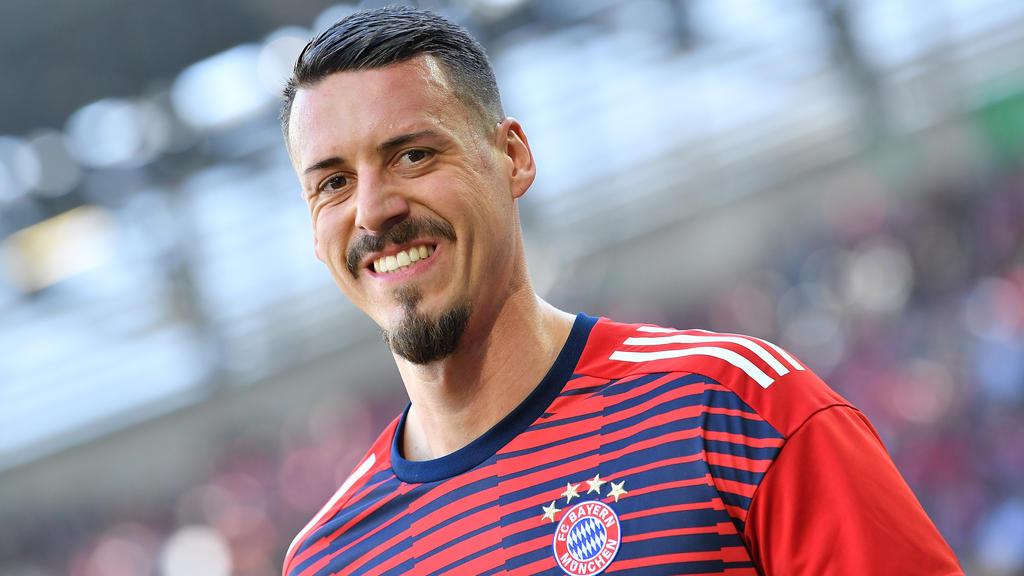 Fc Bayern München Die Geilsten Sprüche Von Sandro Wagner